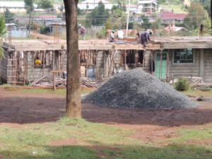New Dorm Construction